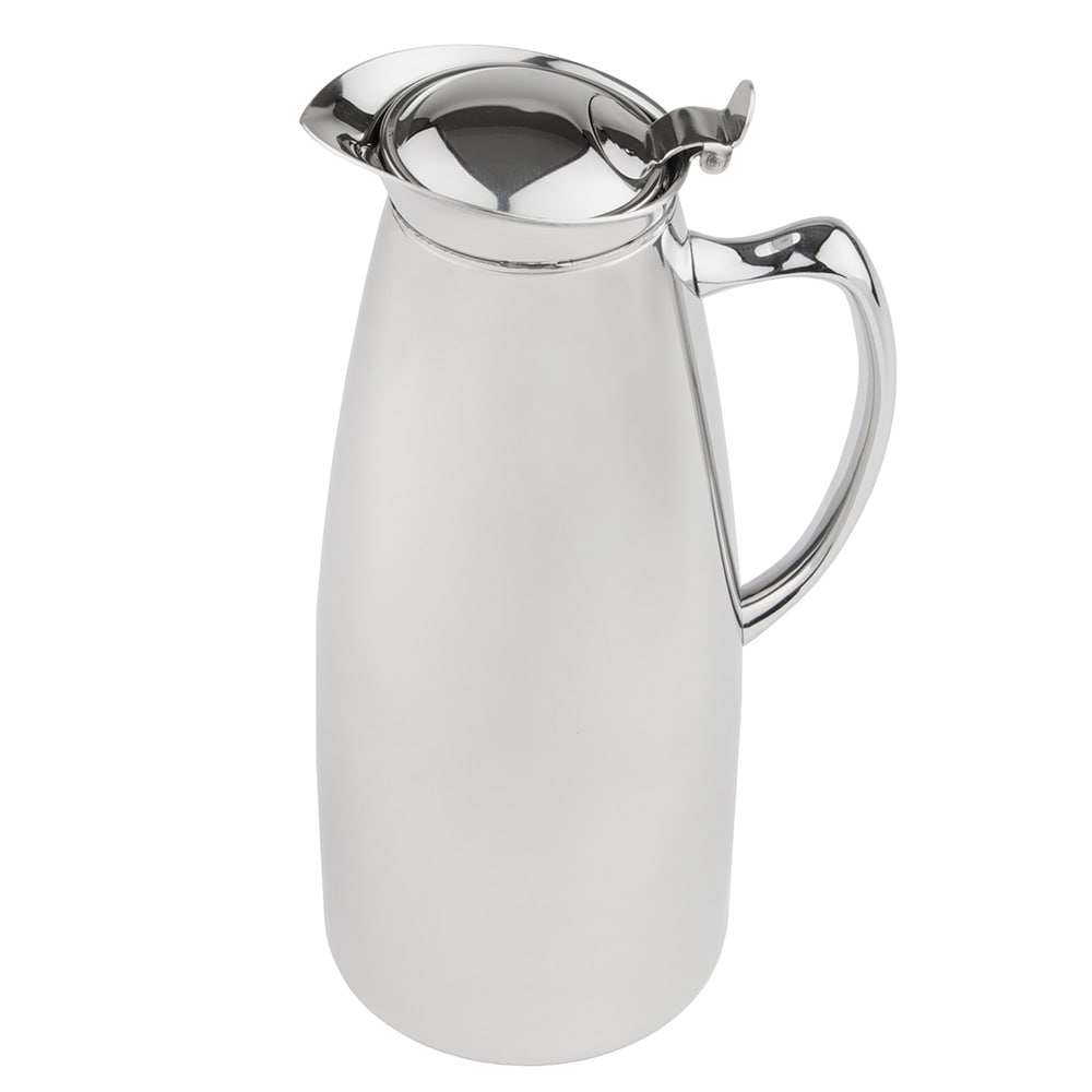 World Tableware IBS-08 32-oz Insulated Beverage Server, 18/8 Stainless