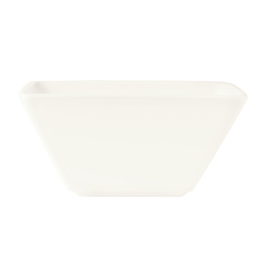 "World Tableware SL-19 5.5"" Square Bowl w/ 20-oz Capacity, Slate"