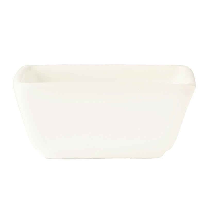 World Tableware SL-3 2.75-oz Porcelain Dipping Bowl, Bright White, Slate
