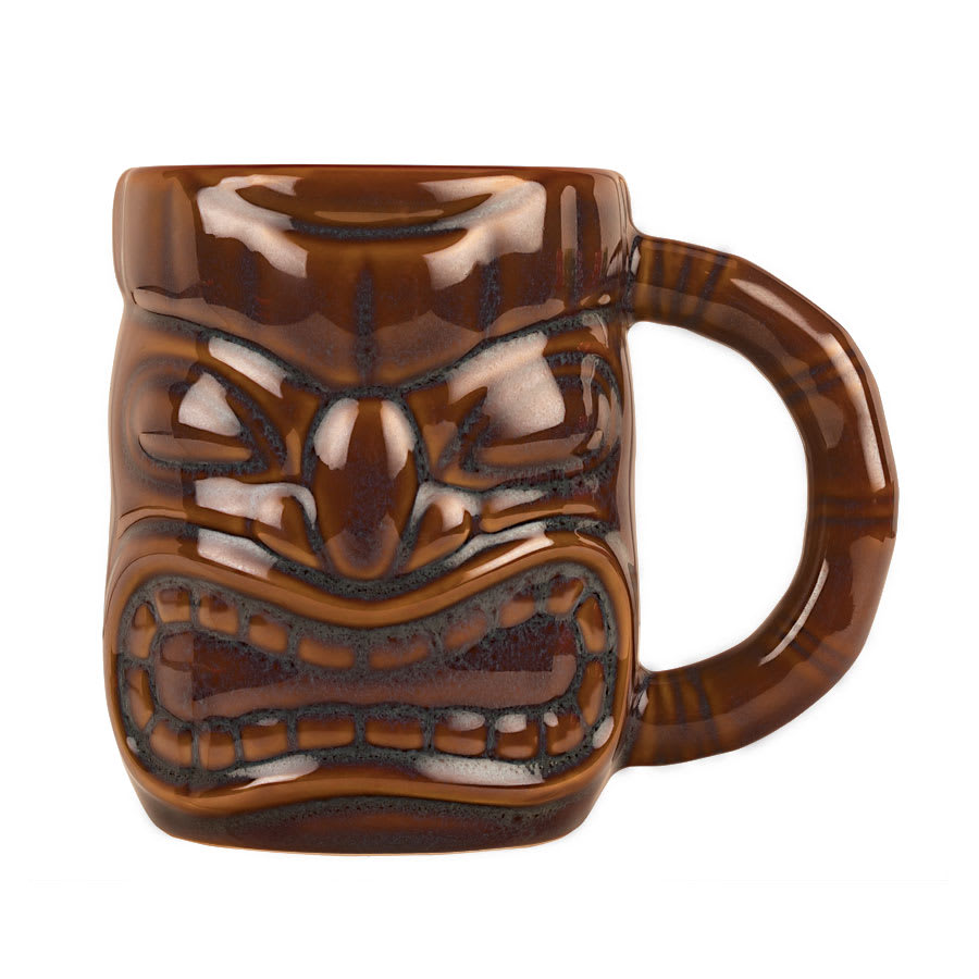 World Tableware TMB-16 16-oz Mug - Ceramic, Brown