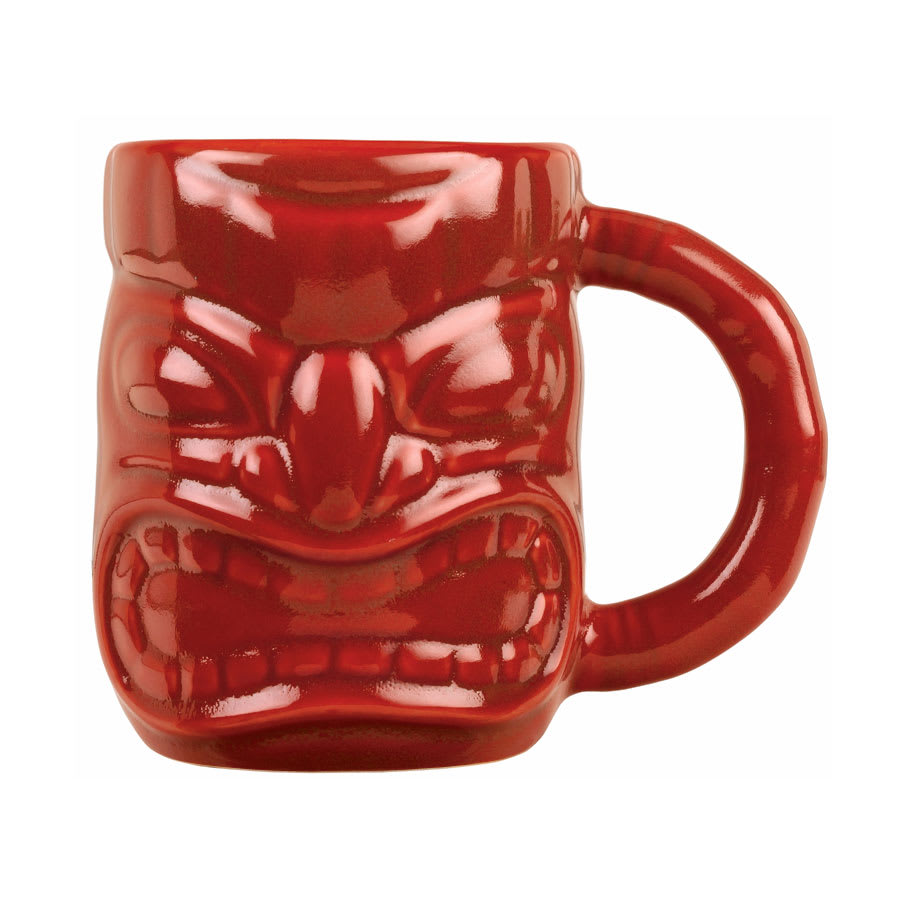 World Tableware TMR-16 16 oz Mug - Ceramic, Red