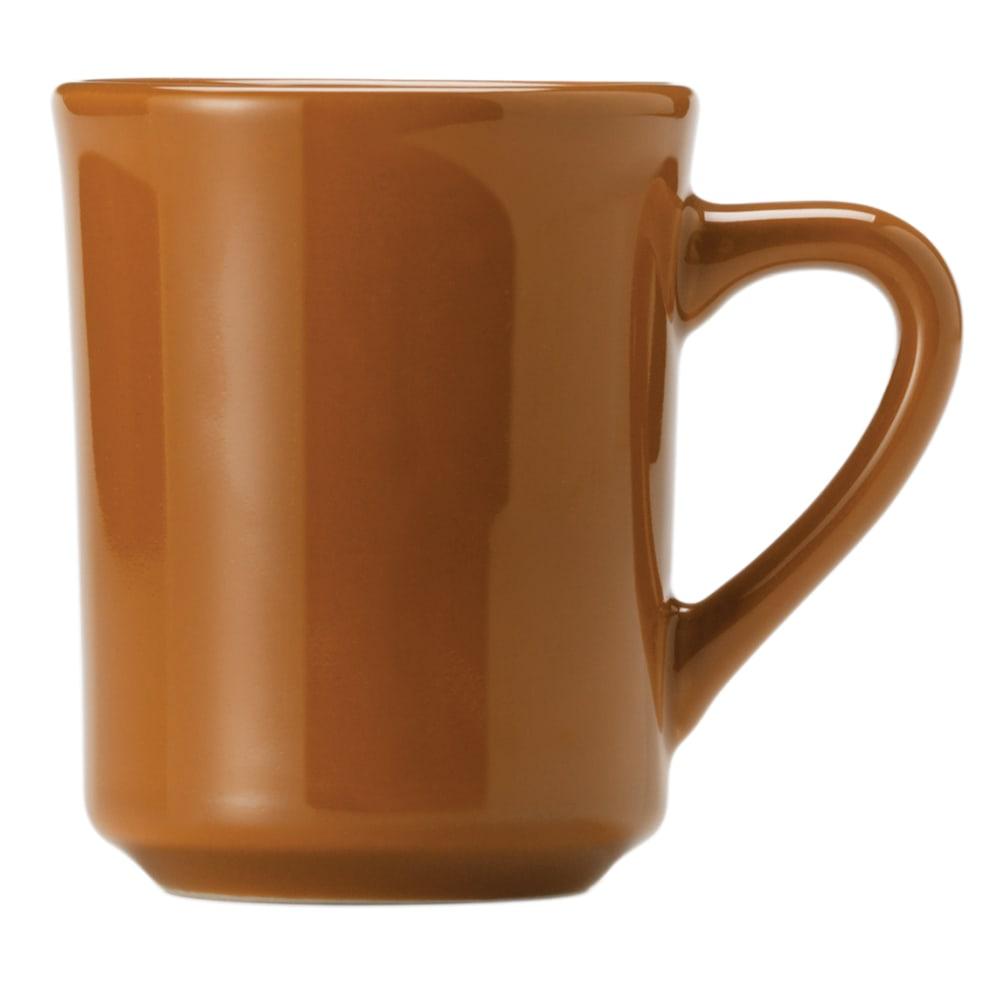 World Tableware VCC-008 8.5-oz Mug, Veracruz - Cocoa