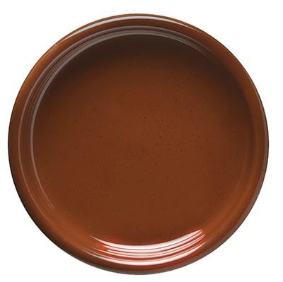 """World Tableware VCC-5 5.5"""" Plate, Veracruz - Cocoa"""