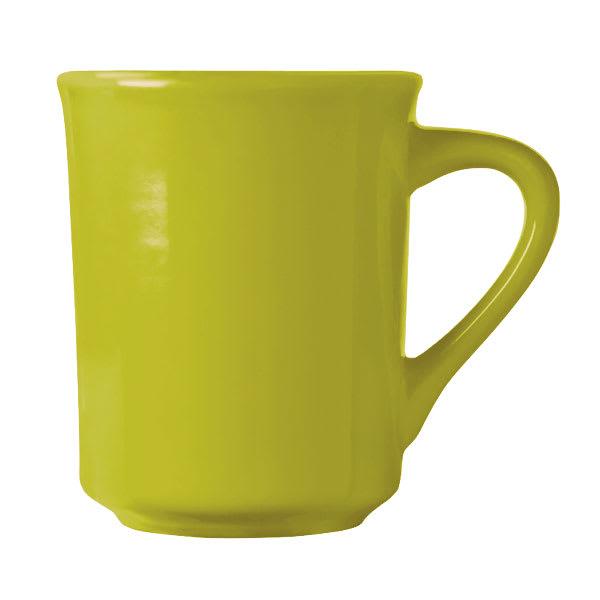World Tableware VCG-008 8.5 oz Mug, Veracruz - Margarita Green