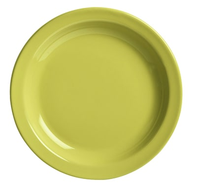 "World Tableware VCG-22 8.12"" Plate, Veracruz - Margarita Green"