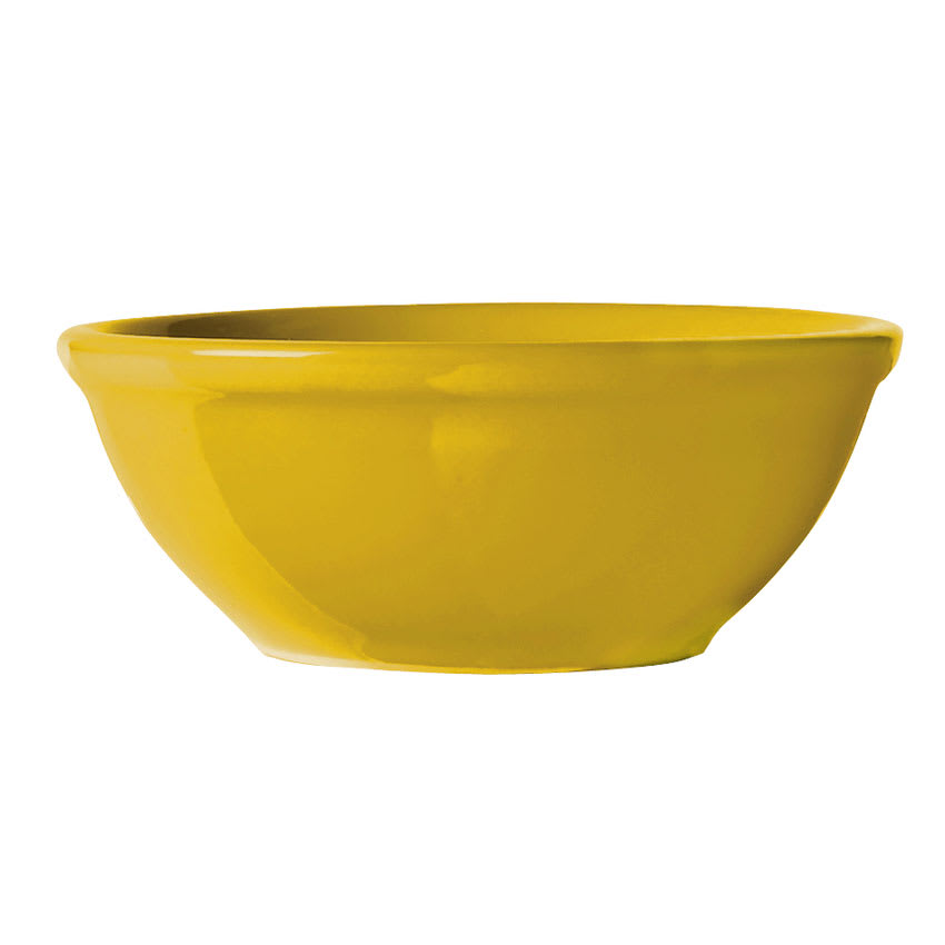 World Tableware VCM-15 12 oz Oatmeal Bowl, Veracruz - Marigold