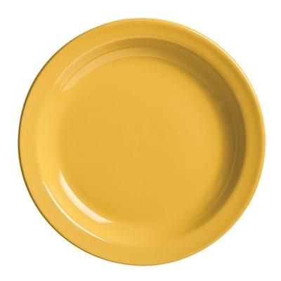 "World Tableware VCM-22 8.12"" Plate, Veracruz - Marigold"
