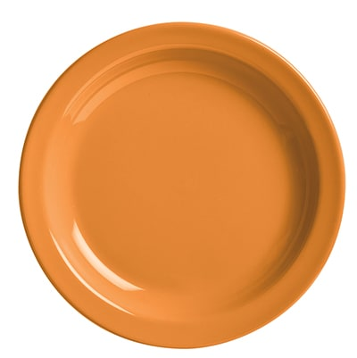 "World Tableware VCO-22 8.12"" Plate, Veracruz - Cantaloupe"