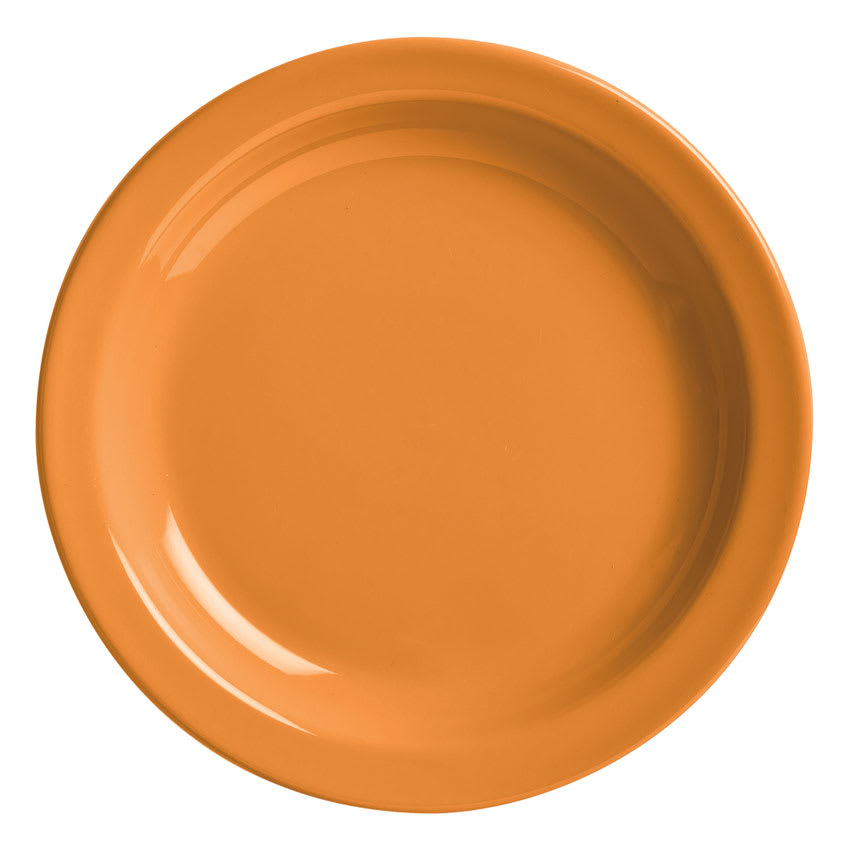 "World Tableware VCO-8 9"" Plate, Veracruz - Cantaloupe"
