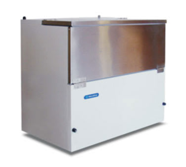 Metalfrio MC-34 Milk Cooler w/ Top & Side Access - (512) Half Pint Carton Capacity, 115v
