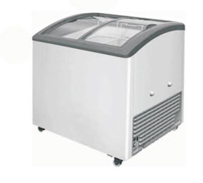 "Metalfrio MSC-31C 31"" Mobile Ice Cream Freezer w/ 3-Baskets, 115v"