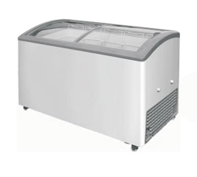 "Metalfrio MSC-49C 49"" Mobile Ice Cream Freezer w/ 5-Baskets, 115v"