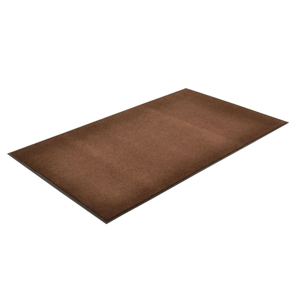 Notrax T37S0048BR Atlantic Olefin Floor Mat, Exceptional Water Absorbtion, 4 x 8 ft, Dark Toast