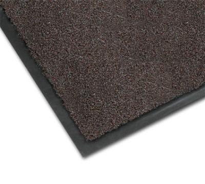 Notrax 434-322 Atlantic Olefin Floor Mat, Exceptional Water Absorbtion, 4 x 60 ft, Dark Toast