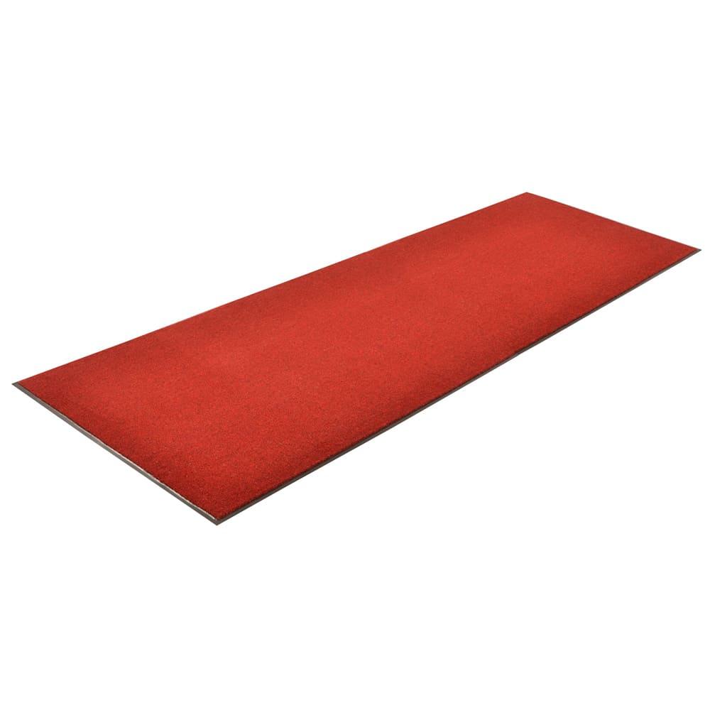 Notrax T37R0036RB Olefin Fiber Floor Mat, Stain & Slip Resistant, 3 x 60 ft, Crimson