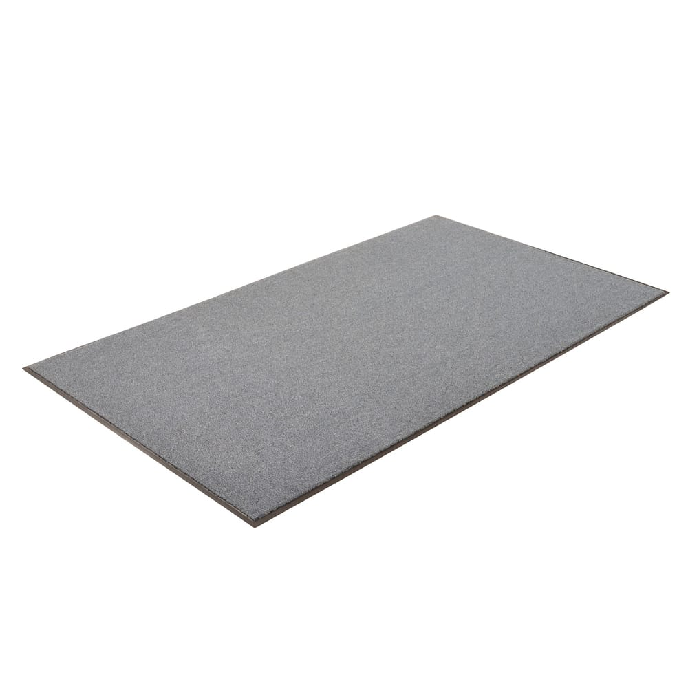 Notrax T37S0034BU Atlantic Olefin Floor Mat, Exceptional Water Absorbtion, 3 x 4 ft, Slate Blue