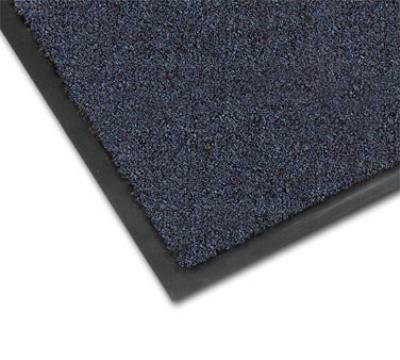 Notrax 4468-126 Atlantic Olefin Floor Mat, Exceptional Water Absorbtion, 4 x 8 ft, Slate Blue