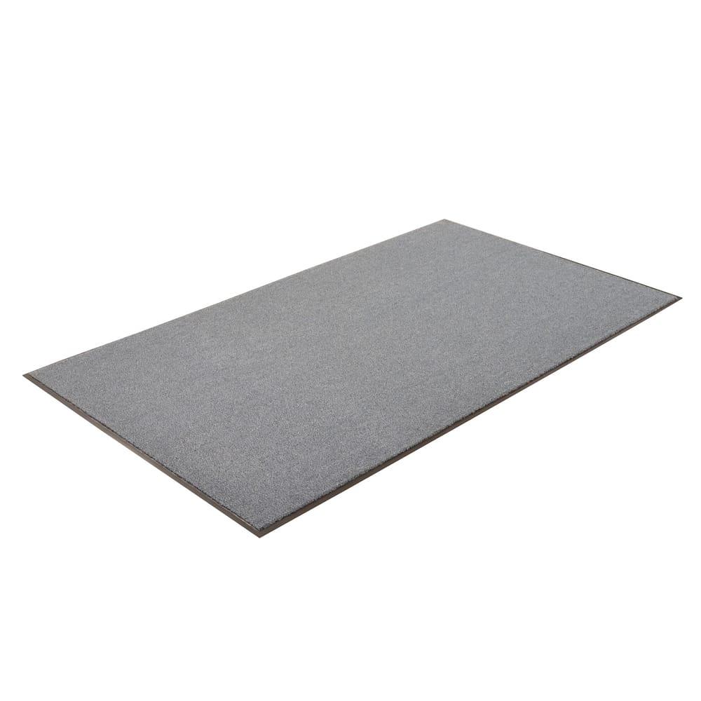 Notrax T37S0023BU Olefin Fiber Floor Mat, Stain & Slip Resistant, 2 x 3 ft, Slate Blue