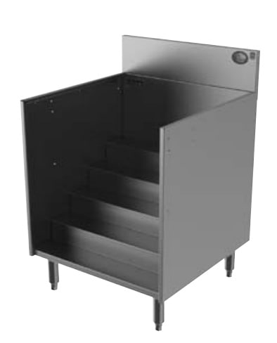 Perlick 7055A3 24-in Modular Liquor Display Unit