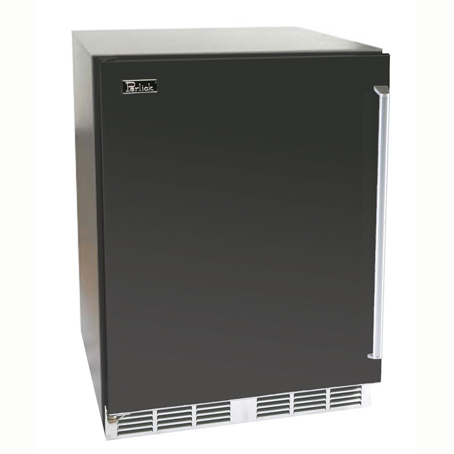 """Perlick HD24WS 24"""" One Section Wine Cooler w/ (1) Zone - 20 Bottle Capacity, 115v"""