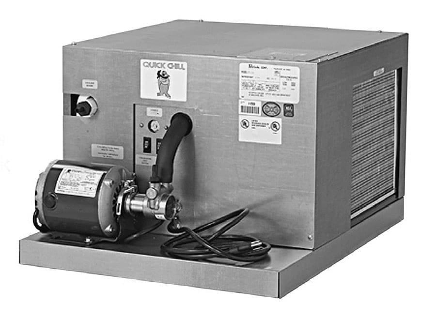 Perlick PP150C PP Series Power Pak w/ Self-Priming 70 GPH, 2650 BTUH At 75 Degree