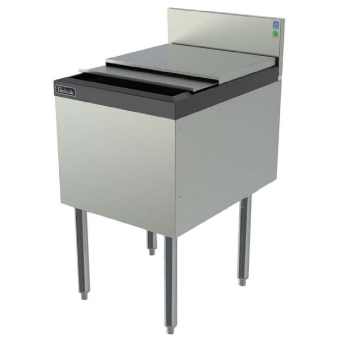 Perlick TSF18IC10 18-in Ice Chest w/ 10-Circuit Cold Plate & 45-lb Capacity