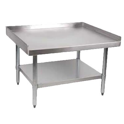 "Royal Industries ROYES3036 36"" x 30"" Stationary Equipment Stand for General Use, Undershelf"