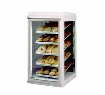 "Federal CK-15 51"" Counter Top Half Pan Self-Serve Non-Refrigerated Bakery Display"