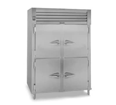 Traulsen AHF232W-HHS Full Height Insulated Mobile Heated Cabinet w/ (6) Shelves, 208v/1ph