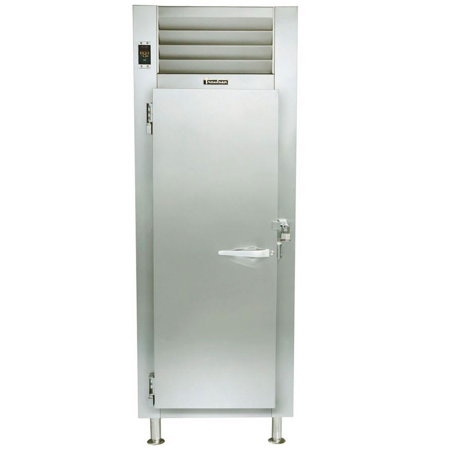 Traulsen RHF132W-FHG Full Height Insulated Mobile Heated Cabinet w/ (3) Shelves, 208v/1ph