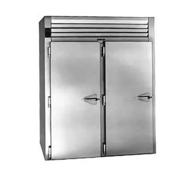 "Traulsen RIH232LP-FHS 2-Section Roll-Thru Heated Cabinet w/ Full Door, 66"" Racks, 208/115 V"