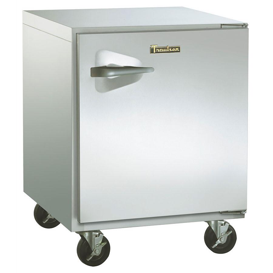 Traulsen UHT27-R 7.1-cu ft Undercounter Refrigerator w/ (1) Section & (1) Door, 115v