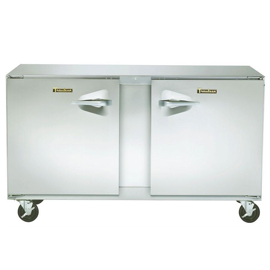Traulsen ULT48-LR 13.1-cu ft Undercounter Freezer w/ (2) Section & (2) Doors, 115v
