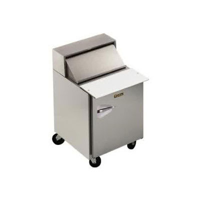 "Traulsen UPT276-R 27"" Sandwich/Salad Prep Table w/ Refrigerated Base, 115v"