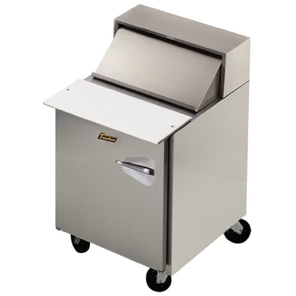 "Traulsen UPT3212-R 32"" Sandwich/Salad Prep Table w/ Refrigerated Base, 115v"