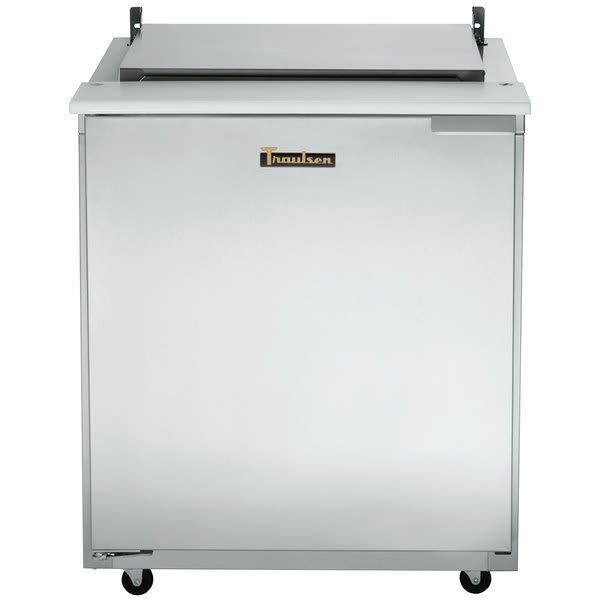 "Traulsen UST276-L 27"" Sandwich/Salad Prep Table w/ Refrigerated Base, 115v"