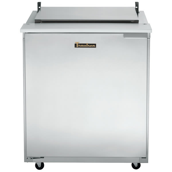 "Traulsen UST279-L 27"" Sandwich/Salad Prep Table w/ Refrigerated Base, 115v"