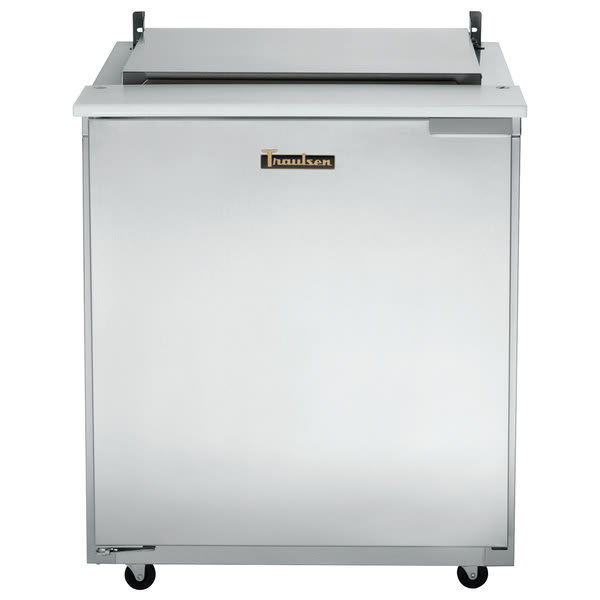 "Traulsen UST328-L 32"" Sandwich/Salad Prep Table w/ Refrigerated Base, 115v"