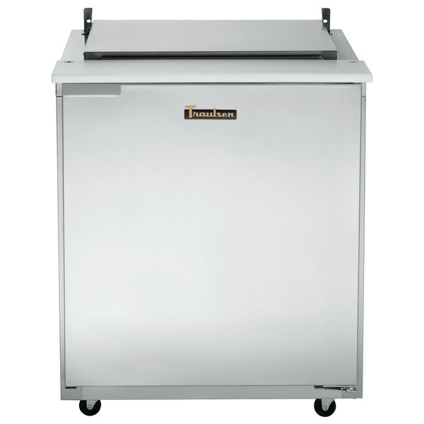 "Traulsen UST328-R 32"" Sandwich/Salad Prep Table w/ Refrigerated Base, 115v"