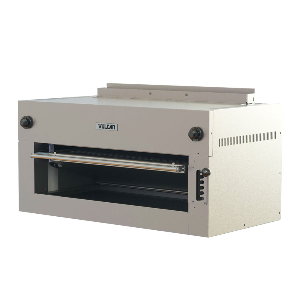 "Vulcan 36ESB-208 36"" Electric Salamander Broiler, 208v/1ph"