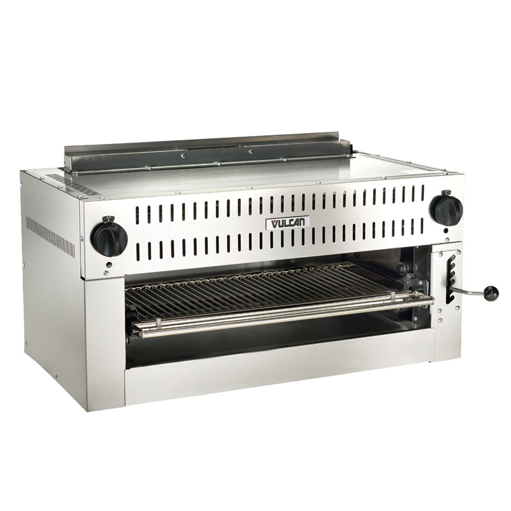 "Vulcan 36RB 36"" Gas Salamander Broiler, LP"