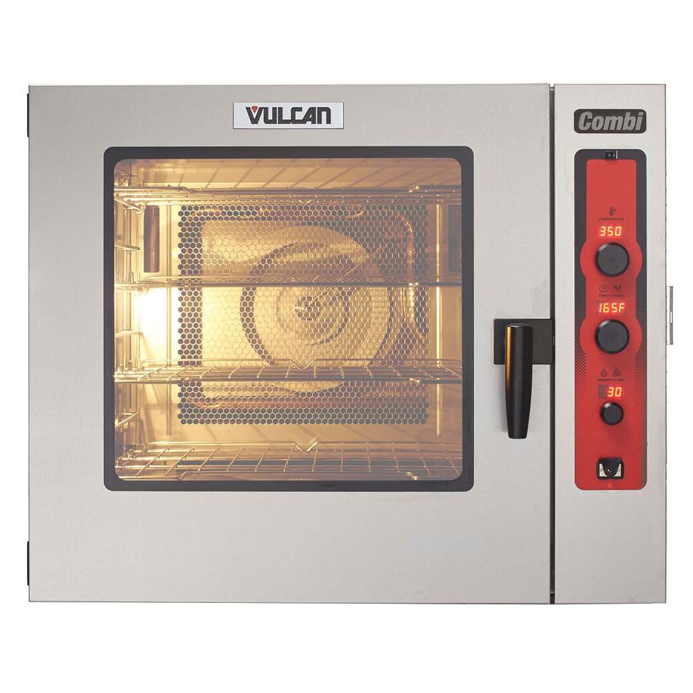 Vulcan ABC7G Full Size Combi-Oven - Boilerless, NG