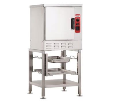Vulcan C24EA5-BSC Electric Countertop Steamer w/ (5) Full Size Pan Capacity, 208v/3ph