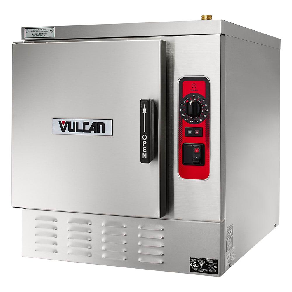 Vulcan C24EA5 PLUS Electric Countertop Steamer w/ (5) Full Size Pan Capacity, 208v/1ph
