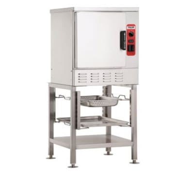 Vulcan C24EA5 PS Electric Countertop Steamer w/ (5) Full Size Pan Capacity, 208v/3ph