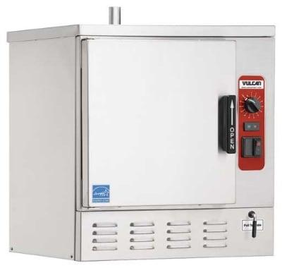 Vulcan C24EO5 Electric Countertop Steamer w/ (5) Full Size Pan Capacity, 480v/3ph