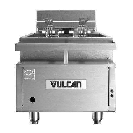Vulcan CEF75 Countertop Electric Fryer - (1) 75 lb Vat, 208v/3ph