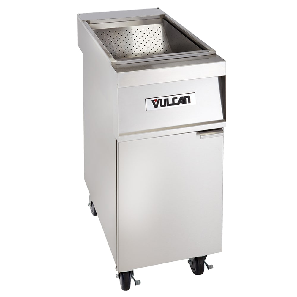 "Vulcan FRYMATE VX15 15.5"" Frymate™ Freestanding Fry Dump Station"