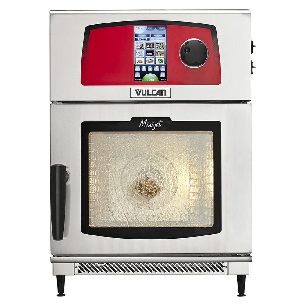 Vulcan MINI-JETR Full Size Combi-Oven - Boilerless, 208v/3ph