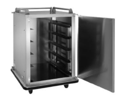 Vulcan RSP-10 10-Tray Cabinet Room Service Cart, Stainless